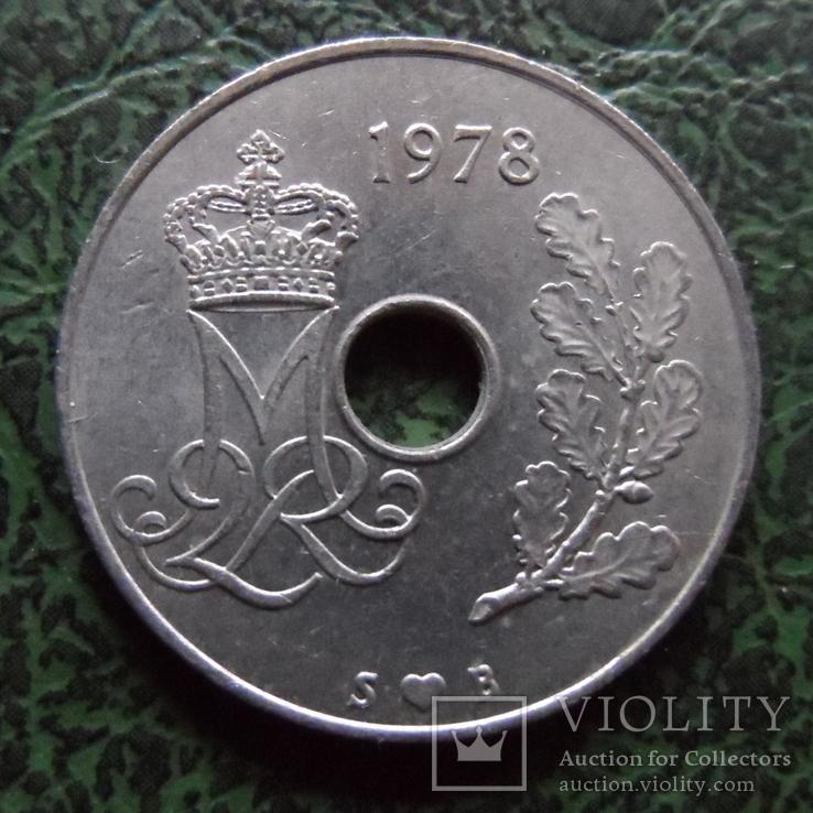 25 эре 1978  Дания     ($6.1.46)~, фото №3