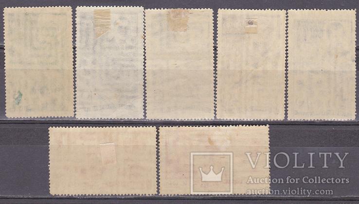 СССР. 1935 Челюскинцы MH, фото №3