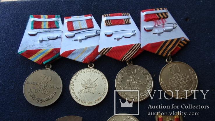 Медаль За воинскую доблесть + на одного человека, фото №12