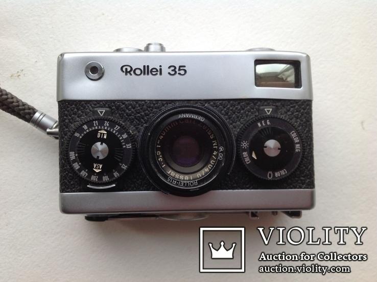 Фотоаппарат Rollei 35, фото №2