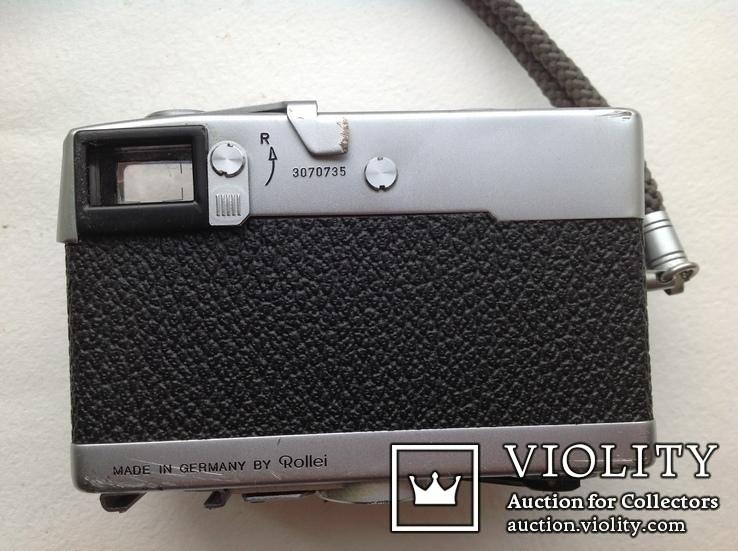 Фотоаппарат Rollei 35, фото №5