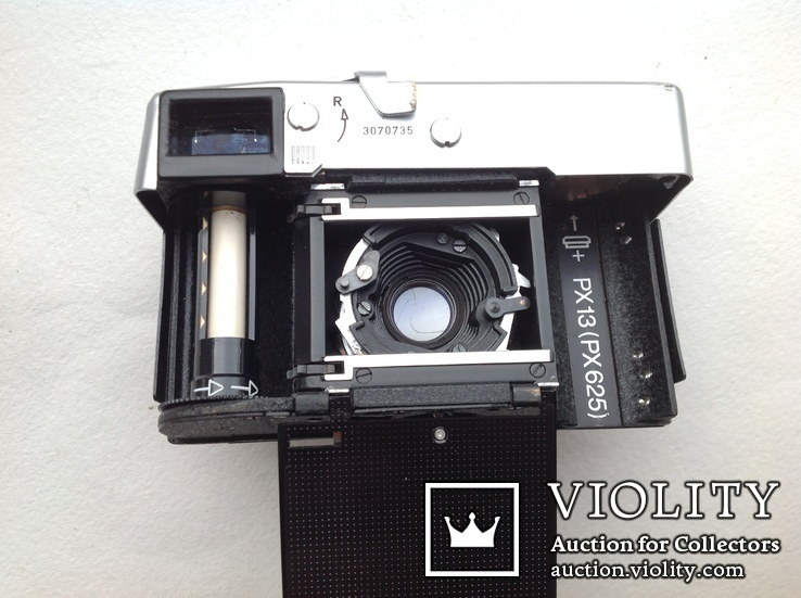 Фотоаппарат Rollei 35, фото №11