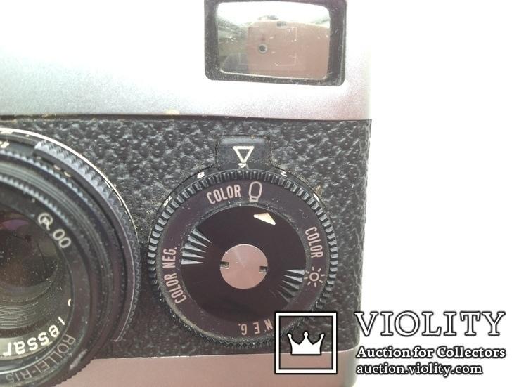 Фотоаппарат Rollei 35, фото №13