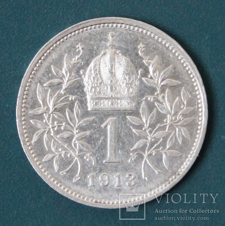 1 крона 1913, фото №2