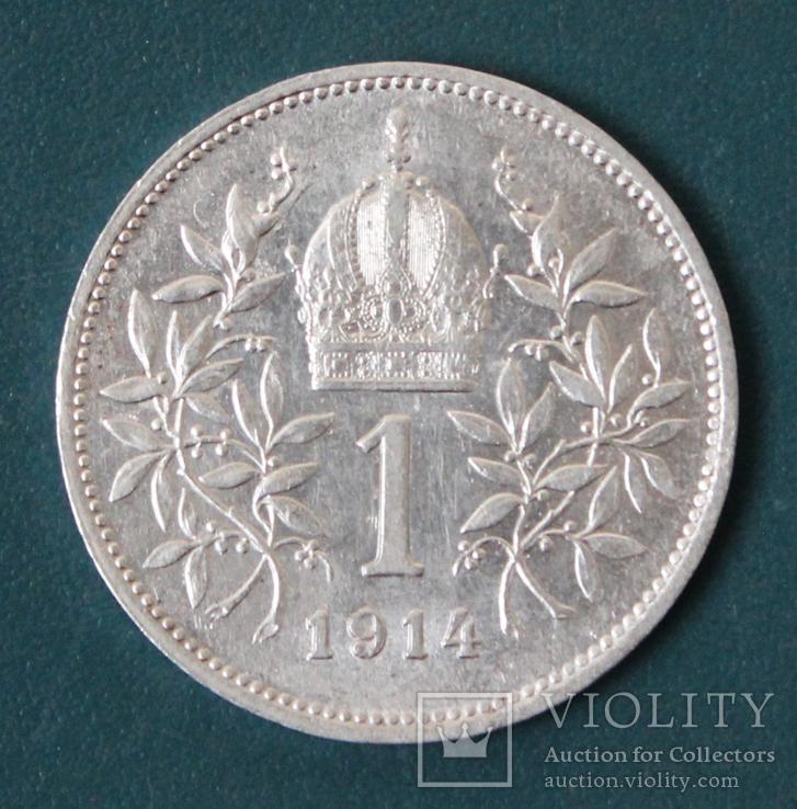 1 крона 1914, фото №2