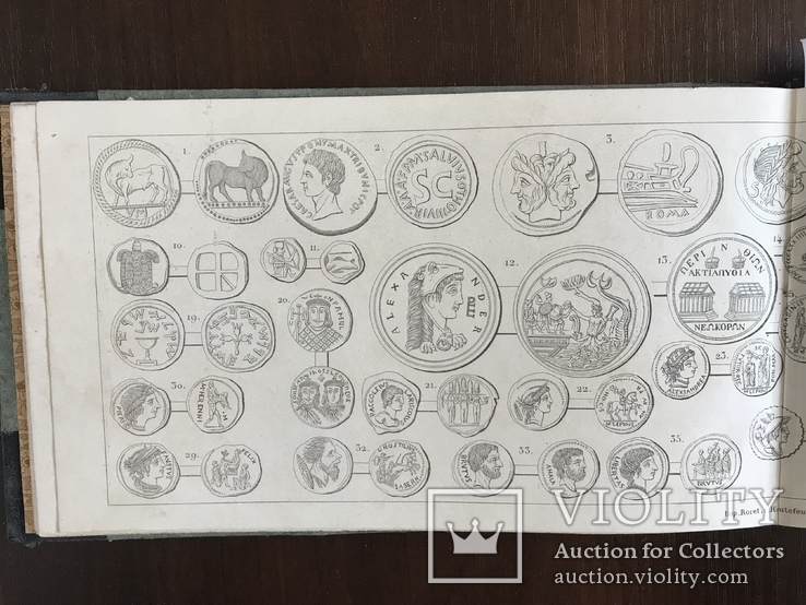 Атлас Древних монет Нумизматика