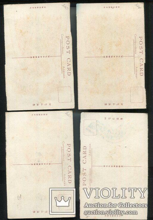 Япония ордена медали 10 открыток, фото №3