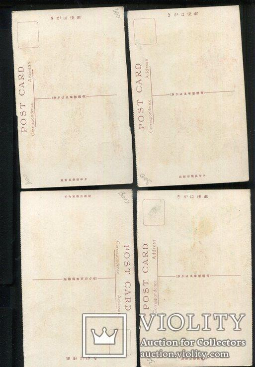 Япония ордена медали 10 открыток, фото №5