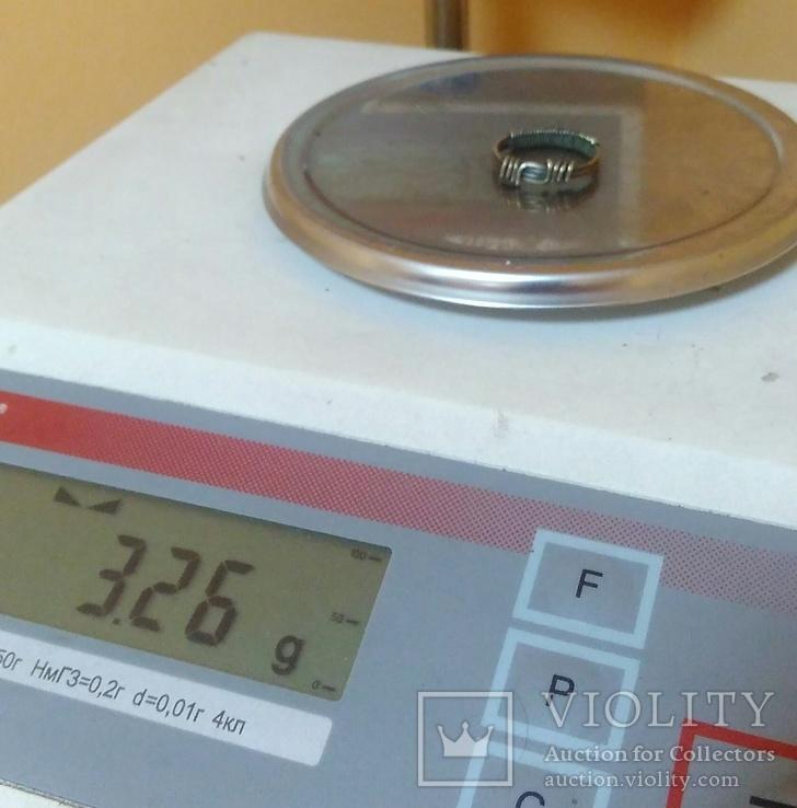 Височное кольцо, фото №5