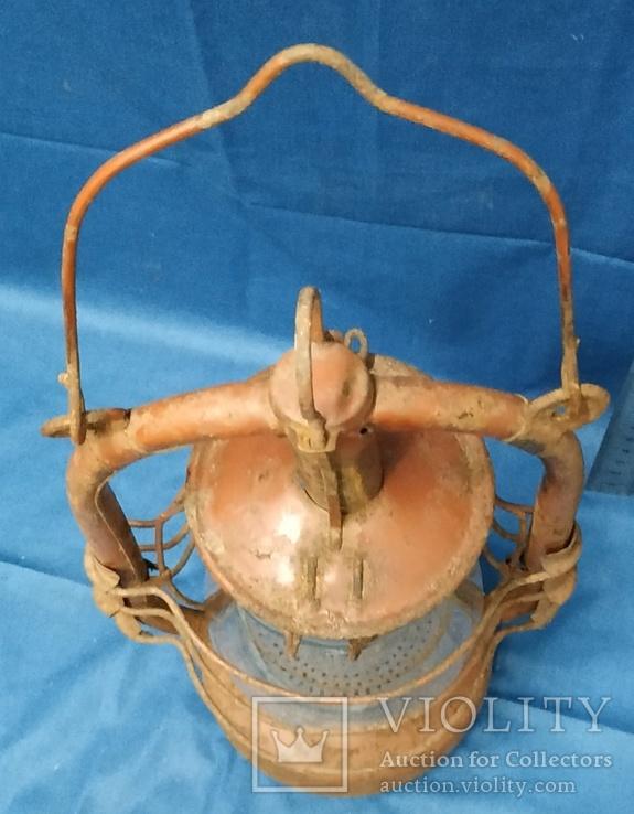 Киросиновая лампа., фото №2