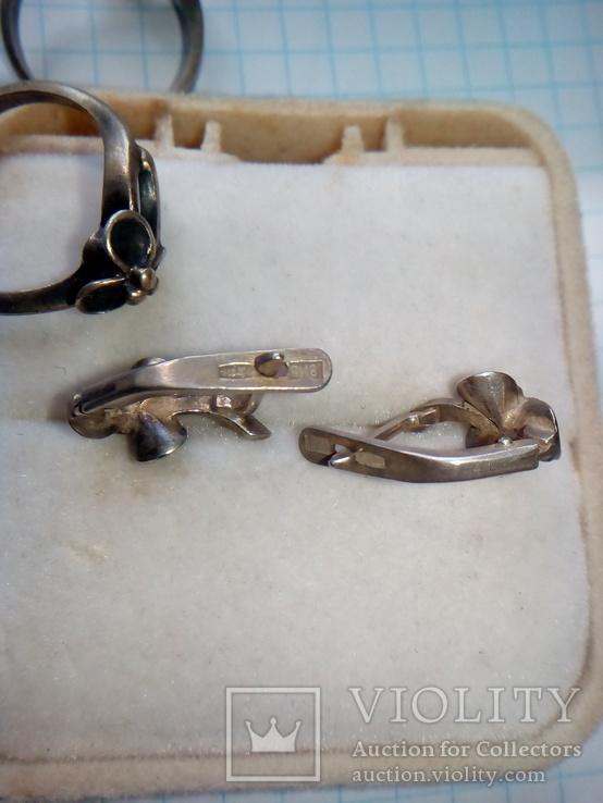 Набор ссср +кольцо., фото №8