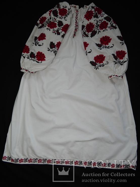 63. Полтавська святкова сорочка, фото №8