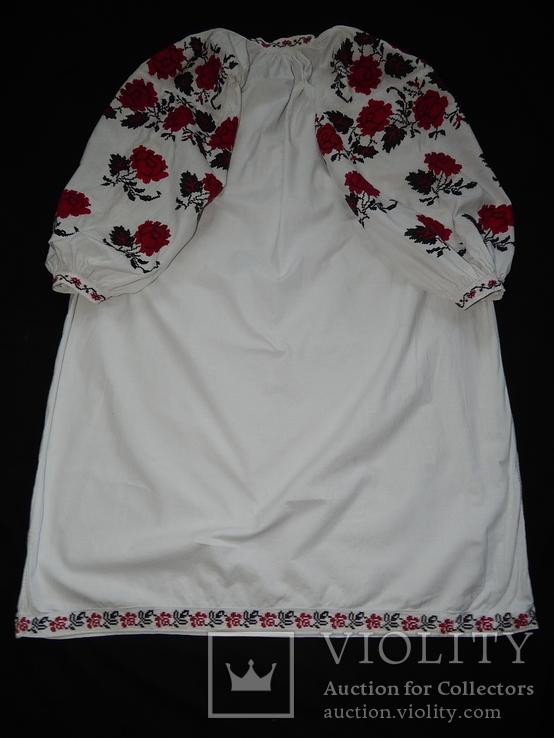 63. Полтавська святкова сорочка, фото №10