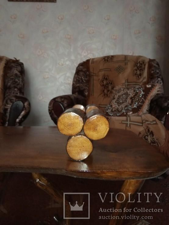 Декоративная тумба под телевизор, фото №10