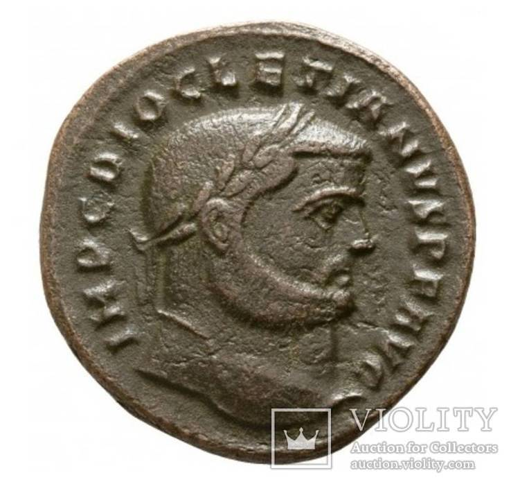 Великий фоліс Діоклетіана (284-305 рр.)