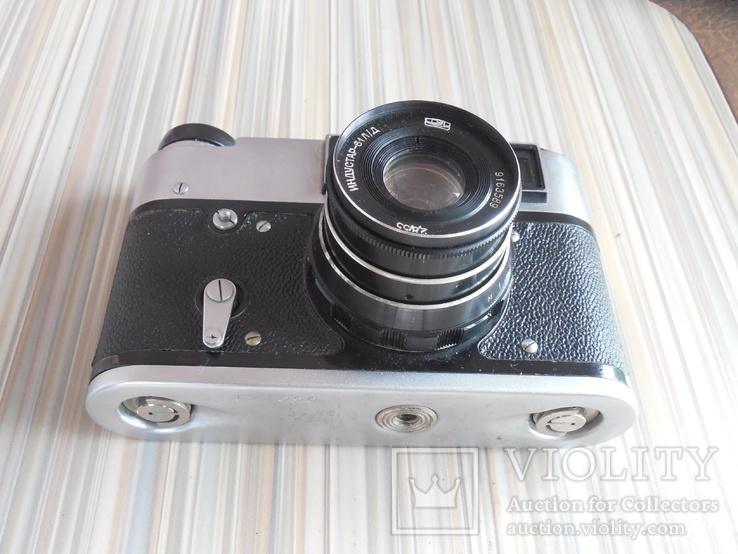 Фотоаппарат ФЭД 5в индустар 61 л/д, фото №5