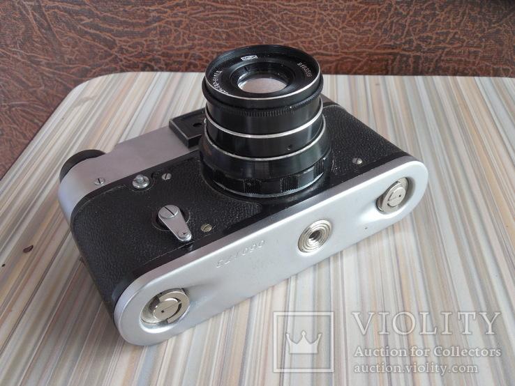 Фотоаппарат ФЭД 5в индустар 61 л/д, фото №9