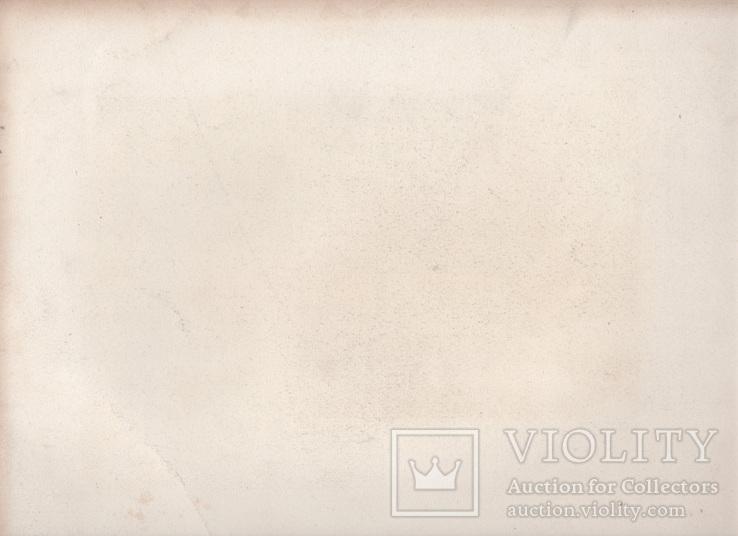 Старинная гравюра. 1870 год. Уста Мудны на Гудзоне. Девид Джонсон. (32х24см.)., фото №6