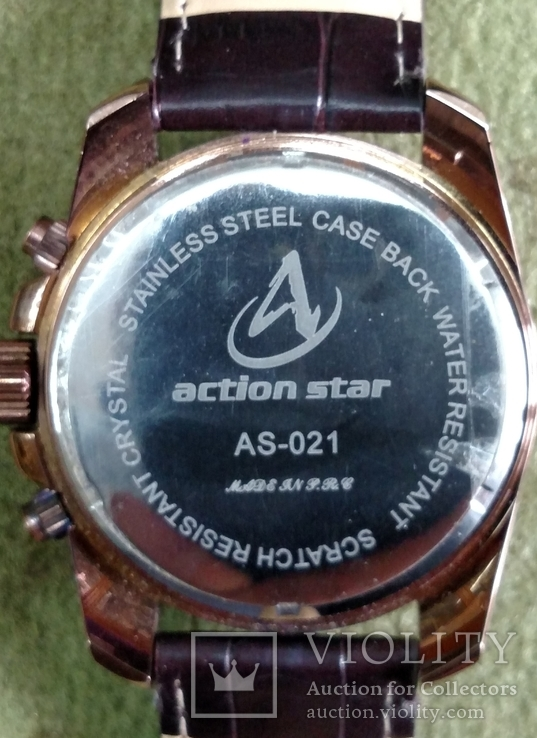 Action star кварц, фото №4