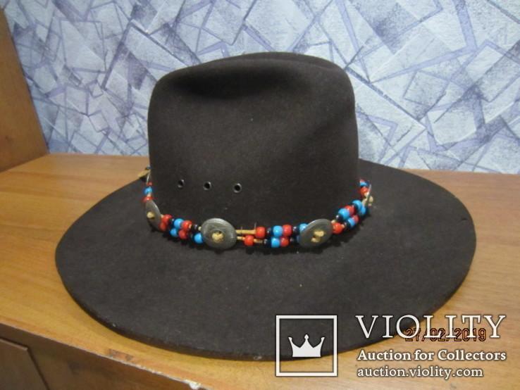 Ковбойская шляпа Stetson Western, фото №11