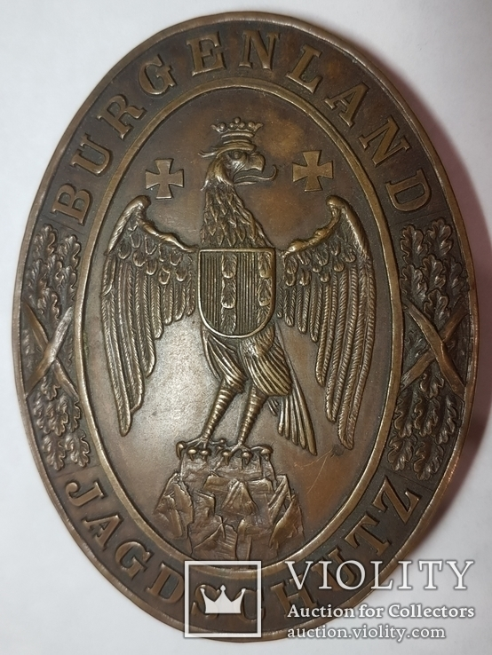 Знак начальника егерей провинции Бургенланд, фото №2