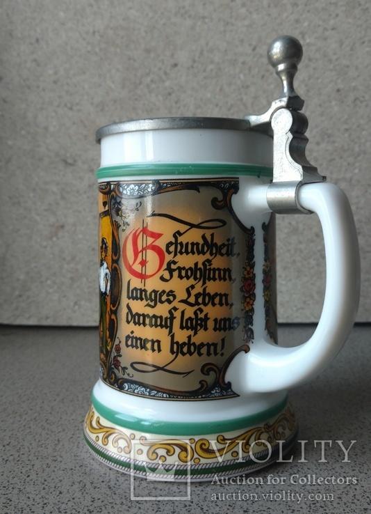 Пивная кружка. Германия. Клейма, фото №4