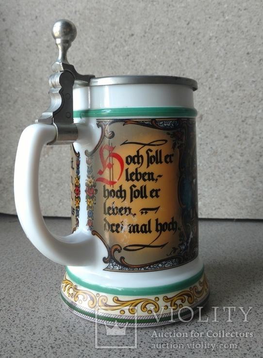 Пивная кружка. Германия. Клейма, фото №5