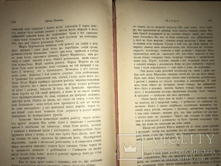 1908 Прижизненный И. Франко, Грушевский, М. Вовчок Українська література, фото №9