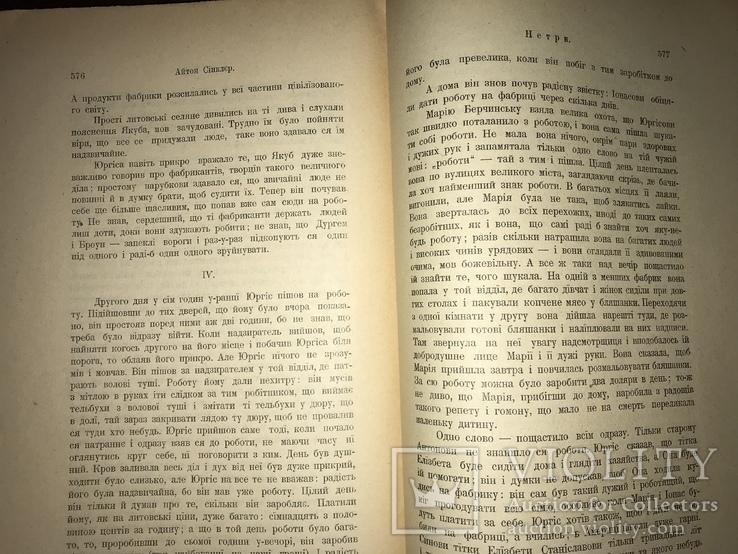 1908 Прижизненный И. Франко, Грушевский, М. Вовчок Українська література, фото №10