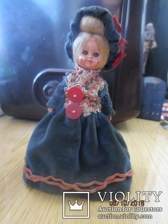 Старинная кукла,привезена из Франции