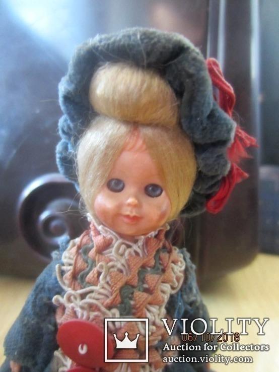 Старинная кукла,привезена из Франции, фото №3