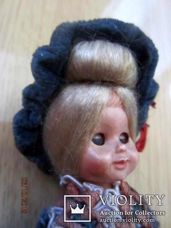 Старинная кукла,привезена из Франции, фото №6