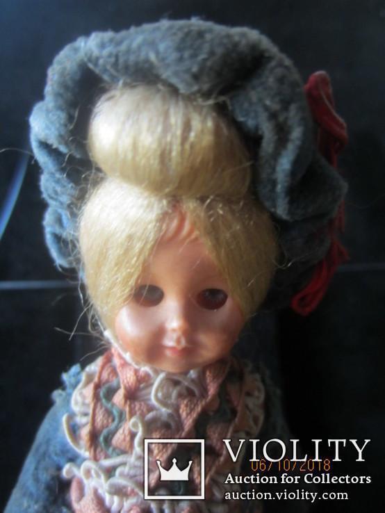 Старинная кукла,привезена из Франции, фото №7