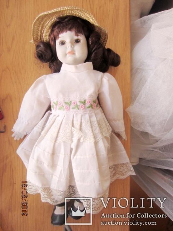 Кукла фарфоровая Happy Lend, фото №2