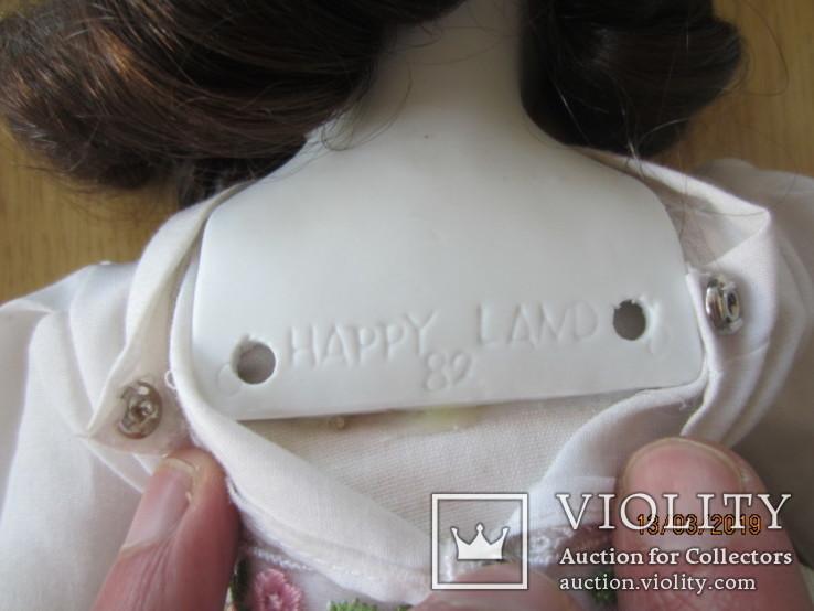Кукла фарфоровая Happy Lend, фото №10
