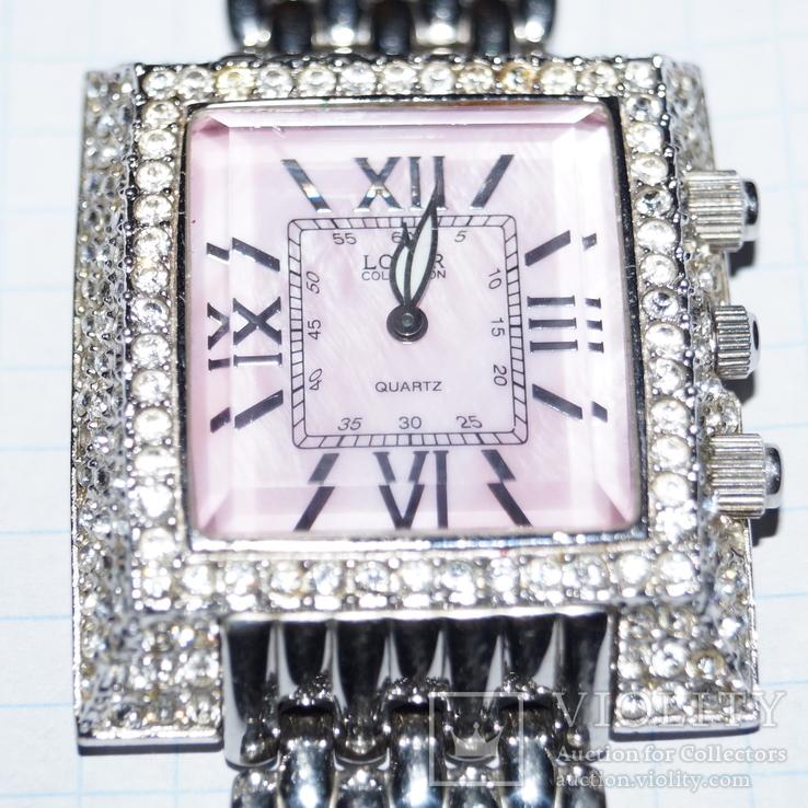 Часы Lobor collection (swiss made) Кварц, фото №3