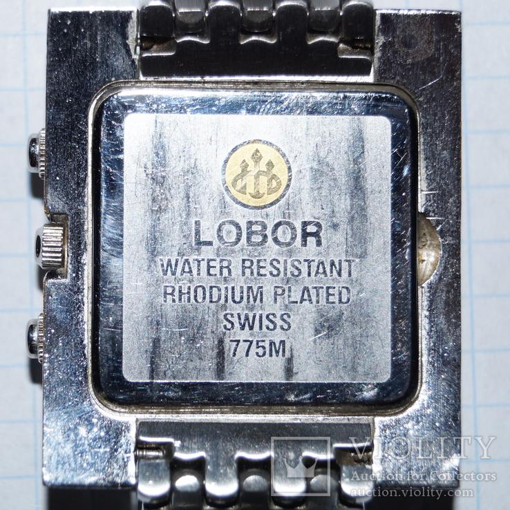 Часы Lobor collection (swiss made) Кварц, фото №9