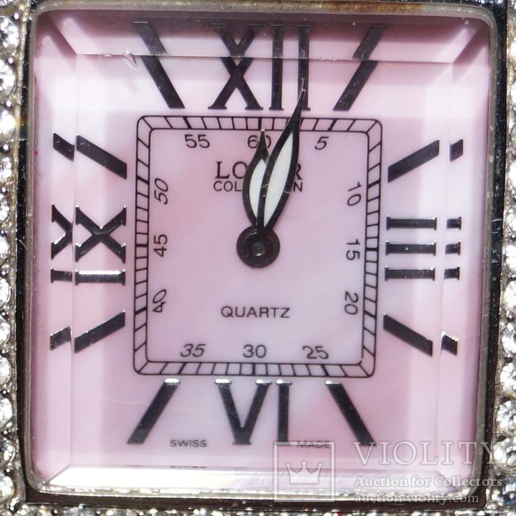 Часы Lobor collection (swiss made) Кварц, фото №12
