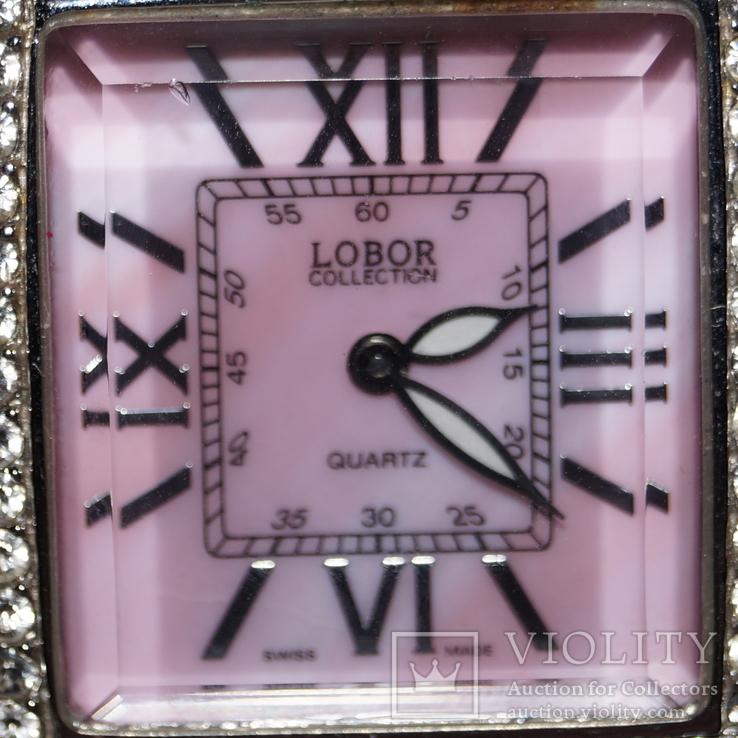 Часы Lobor collection (swiss made) Кварц, фото №13