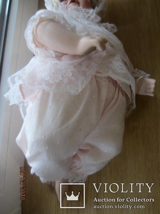 Кукла фарфоровая promenade collection eugenie, фото №5