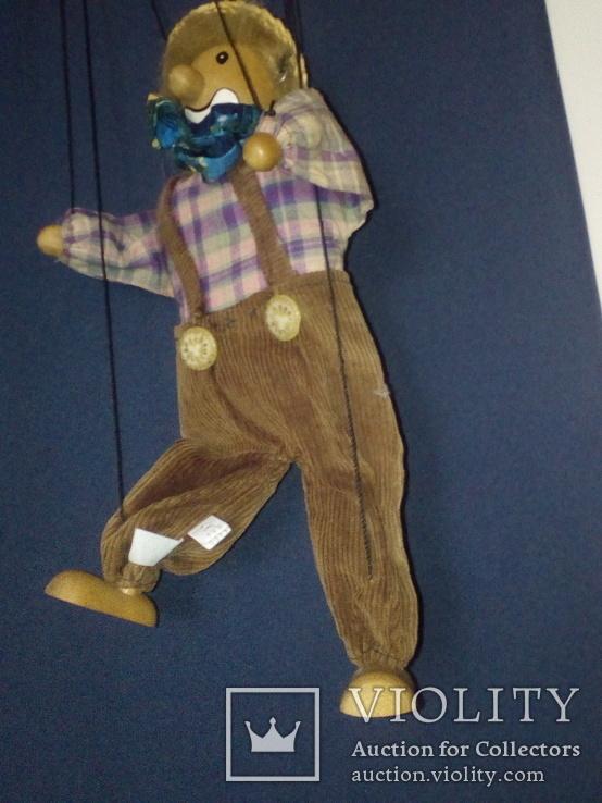 Клоун на нитках, фото №2