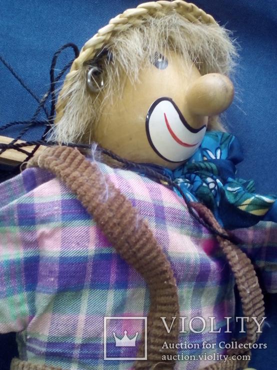 Клоун на нитках, фото №7