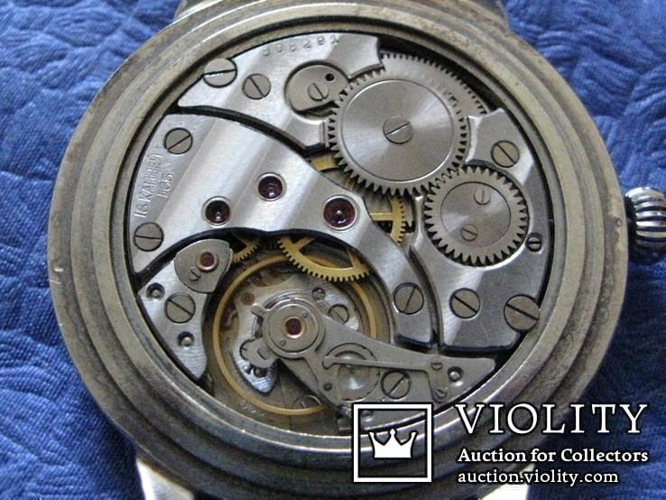 Часы Молния 3602  Герб СССР 1-66 год на ремешке, фото №7