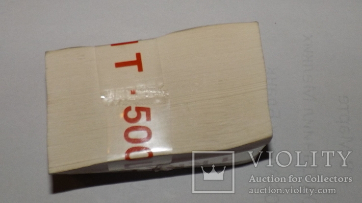 Банковская упаковка крб 500шт, фото №3