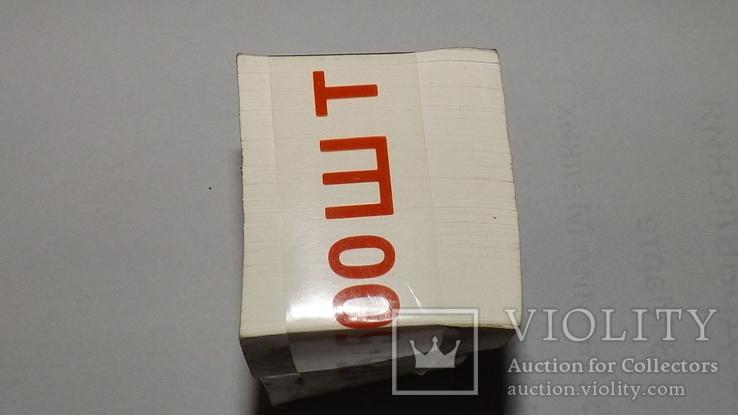 Банковская упаковка крб 500шт, фото №5