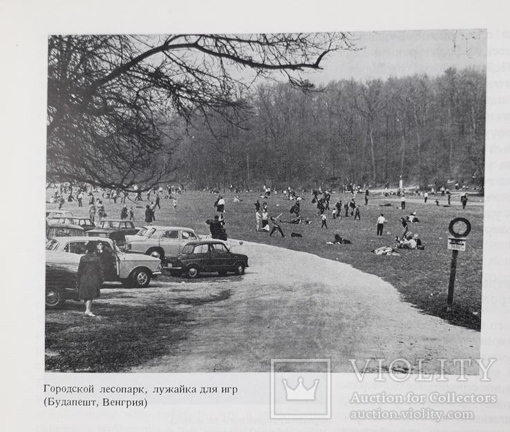 """Урбанизм 1981 г. """"Город, человек, окружающая среда"""", фото №6"""