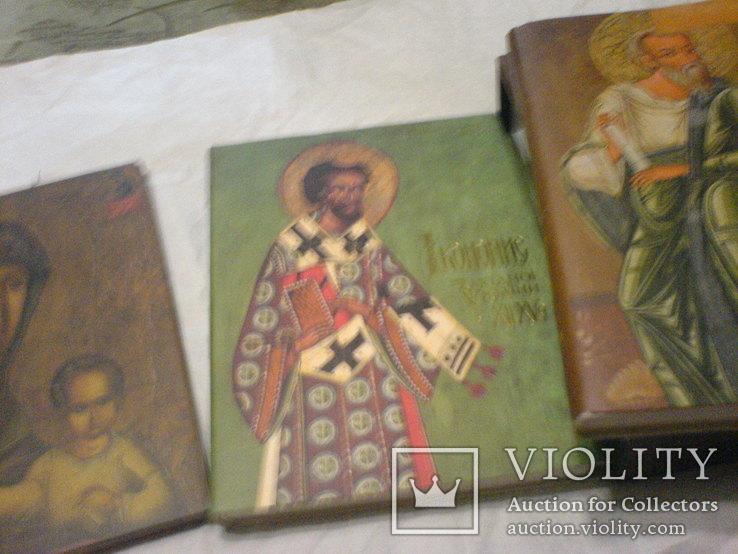 Іконопис західної України в 2 томах., фото №5