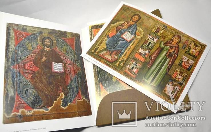 Іконопис західної України в 2 томах., фото №10