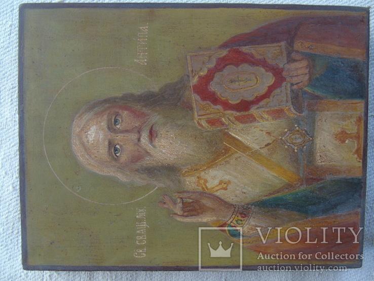 Икона св мученика Антипы, фото №3