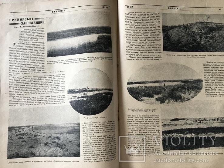 1927 Українські художники за кордоном В Українському журналі, фото №9